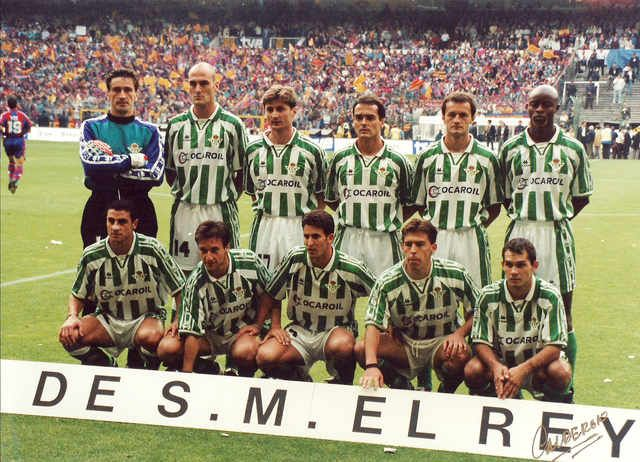 Final Copa 1997