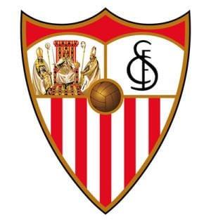Escudo Sevilla FC. El escudo oficial del Sevilla Fútbol ... e68fbd564f1