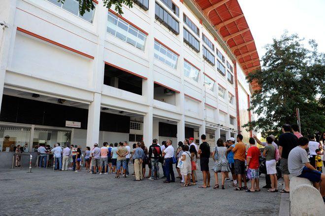 Estadio Ram�n S�nchez Pizju�n